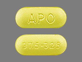 APO 37.5 325 Acetaminophen and tramadol hydrochloride 325 mg 37.5 mg buy Online for 60 Tablets in usa from medscare us banner4 1