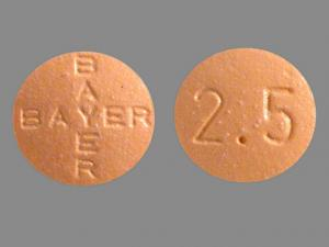 Buy BAYER BAYER 2.5 Levitra 2.5 mg Tablets in usa from medscare us 1
