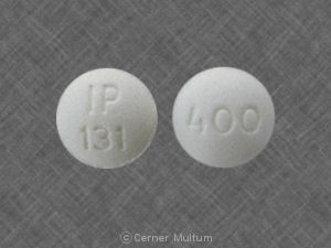 Buy IP 131 400 Ibuprofen 400 mg Tablets in usa from medscare us4 1
