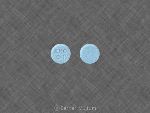 Buy KlonoPIN APO C 1 Clonazepam 1 mg Tablets in usa from medscare us2 1