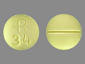 Buy KlonoPIN R 34 Clonazepam 1 mg Tablets in usa from medscare us 2 1